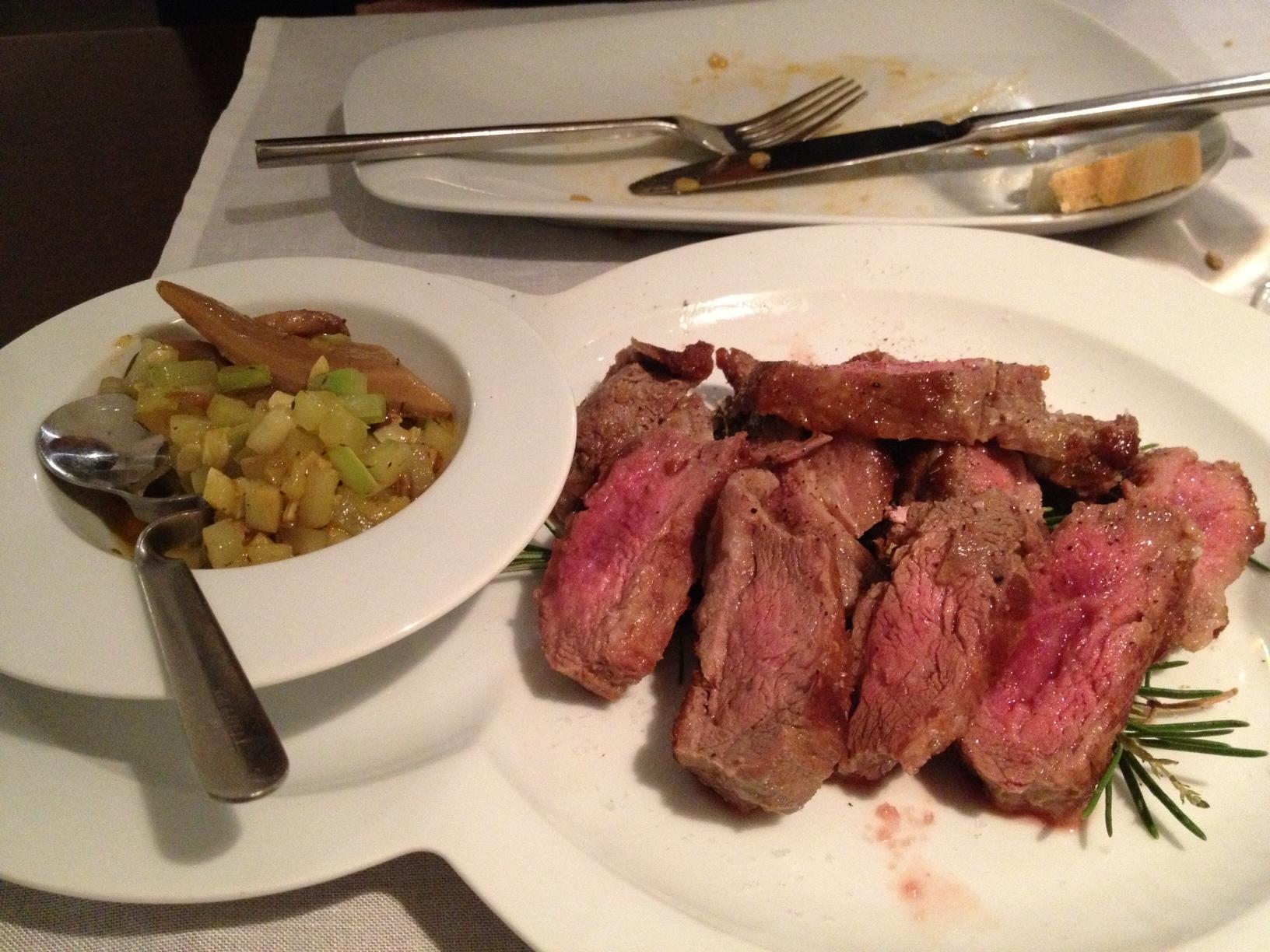 Restaurante en Valencia Carne trinchada