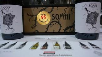 SOMNI 2010. Portal del Priorat. 95 puntos Guía de Vinos Xtreme