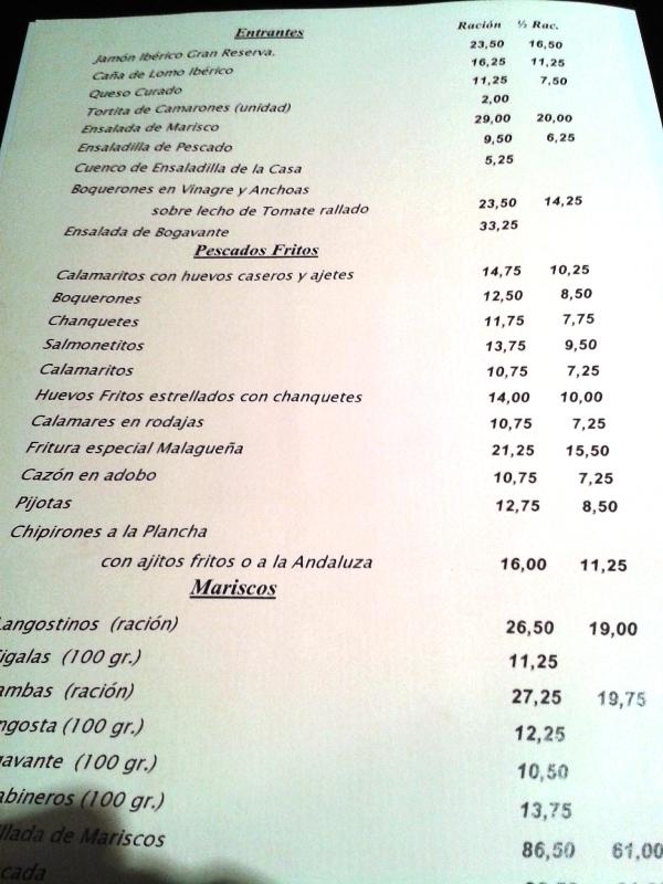 Restaurante la dorada madrid for El jardin de la maquina pozuelo