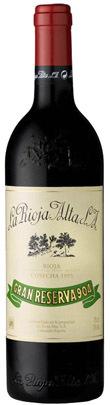 La Rioja Alta 904 Gran Reserva 1995