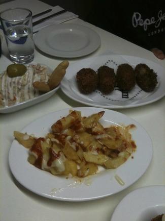 Restaurante Tapas,24 en Barcelona