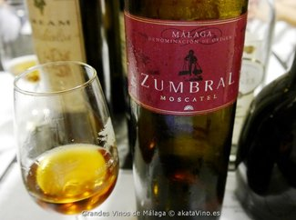 Zumbral Moscatel