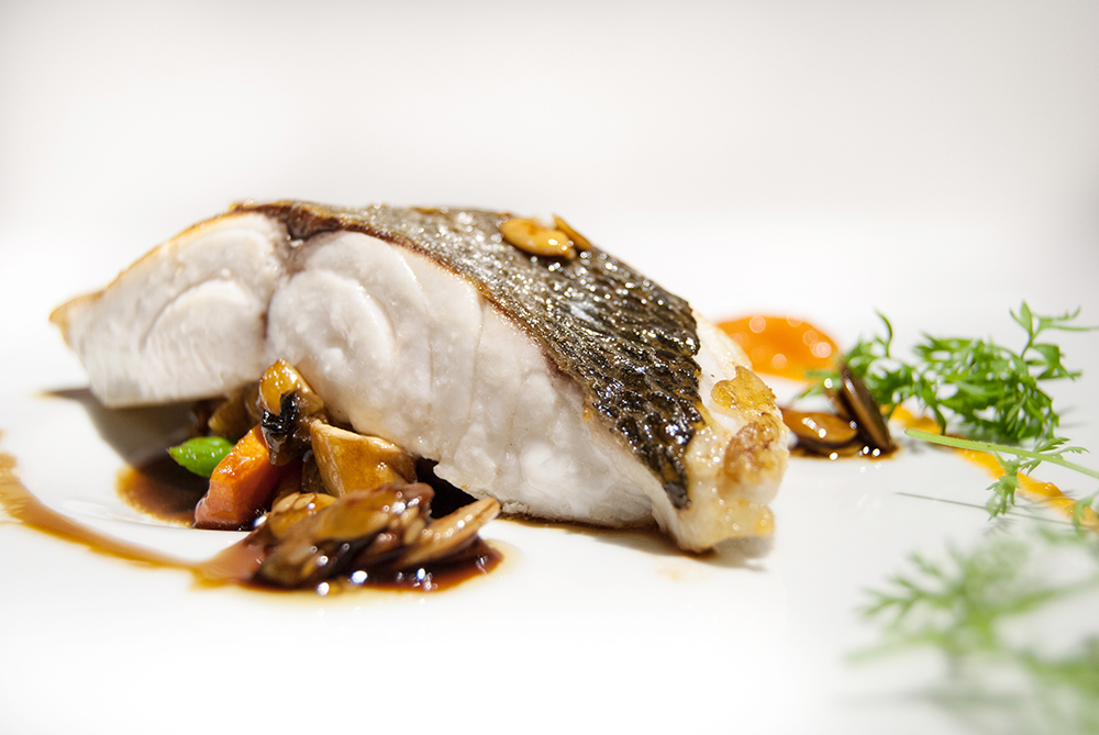 Restaurante Lienzo Pescado de Lonja
