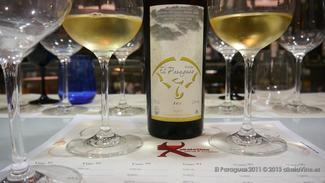 El Paraguas Atlántico 2012. ¡Que añada! Un vino lleno de ricas y gratificantes sensaciones de frescura.