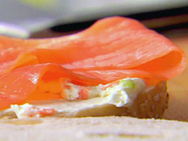 Maridar salmon ahumado