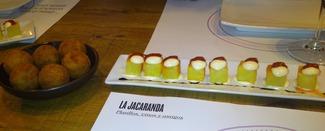 Restaurante La Jacaranda del Dos Torres en Barcelona