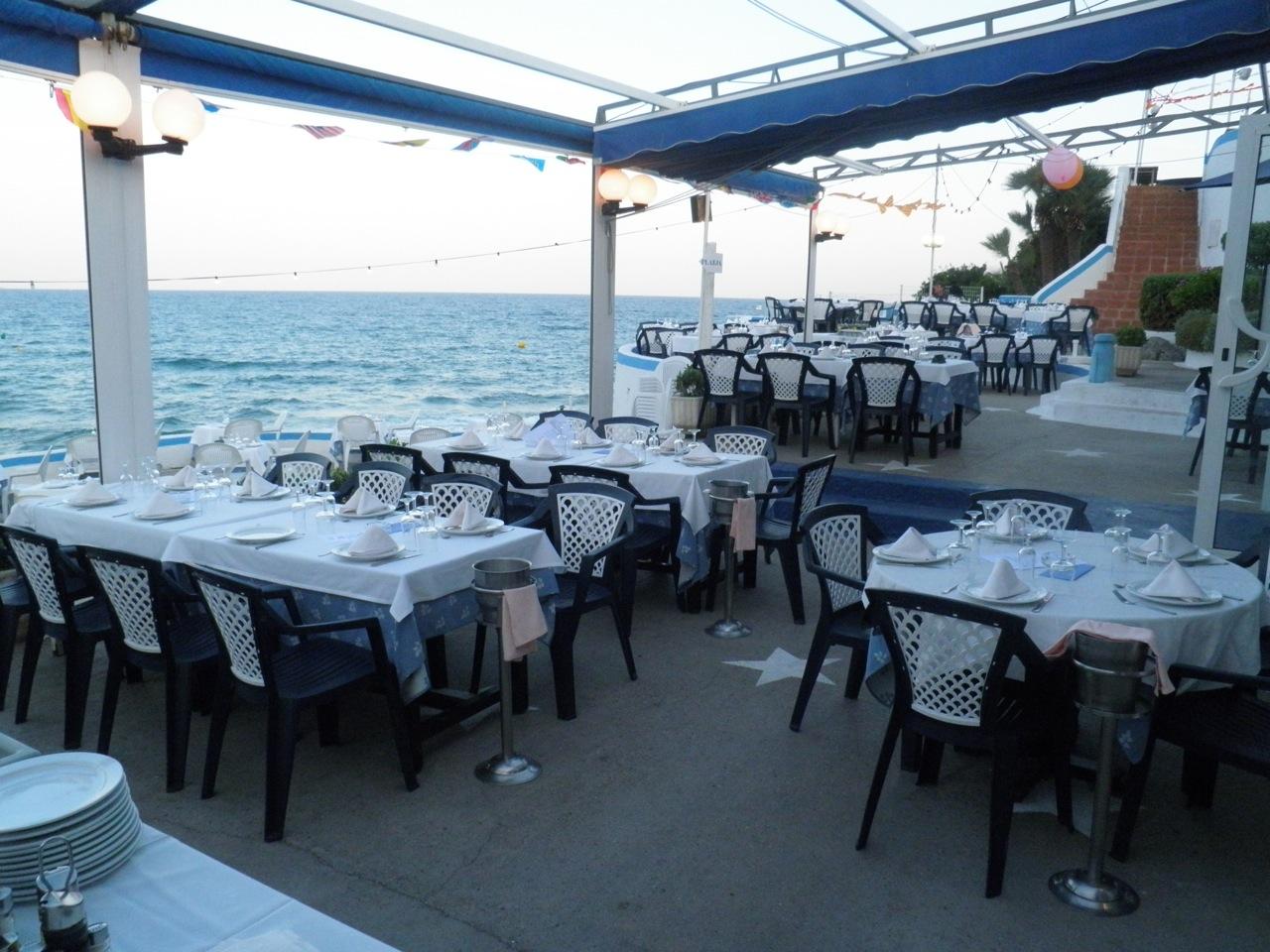 Restaurante El Chiringuito de Garraf