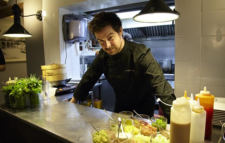 Restaurante la comisar a valencia for La comisaria restaurante valencia