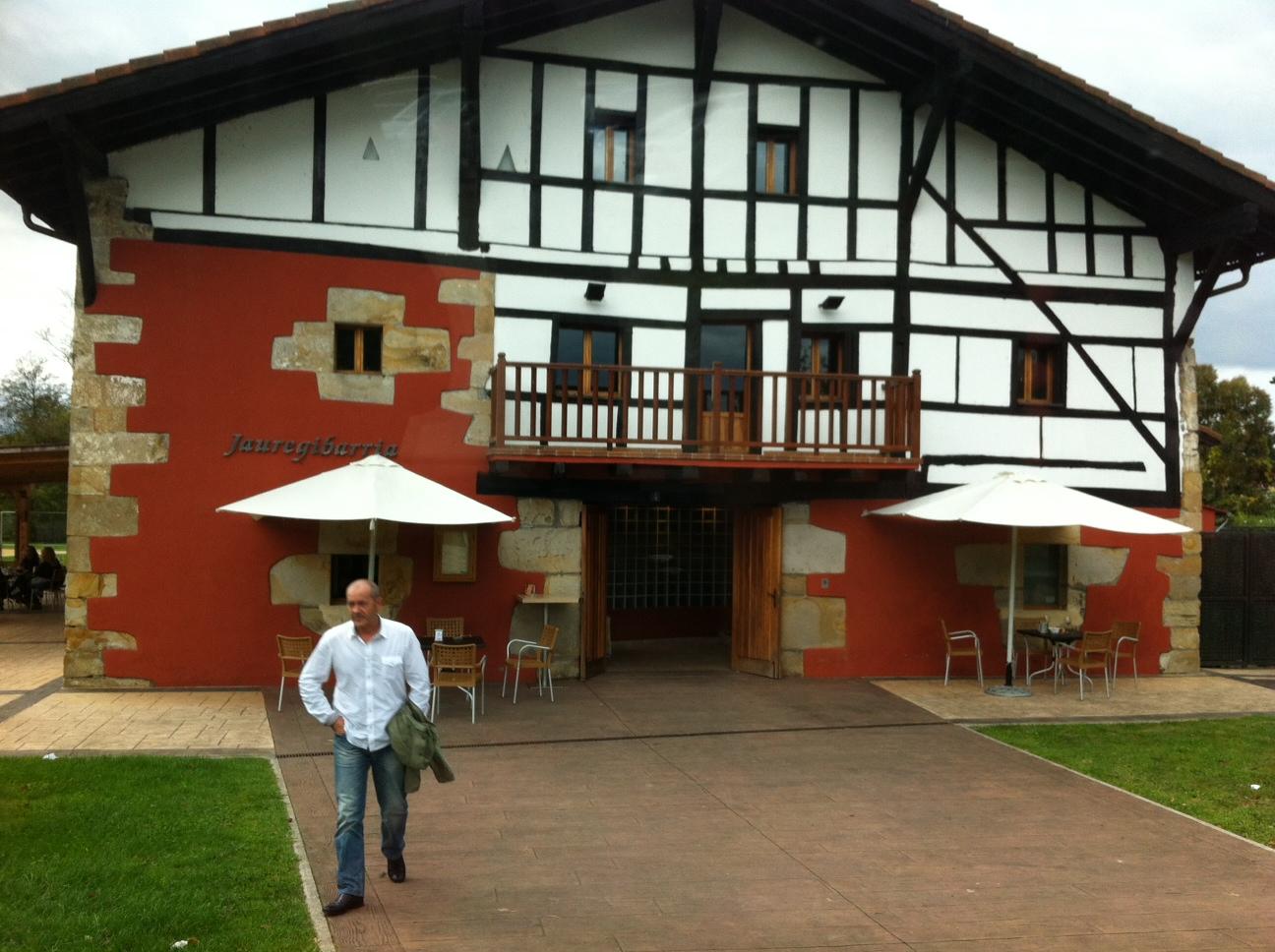 Restaurante Jauregibarria Jatetxea El Gran Gasti
