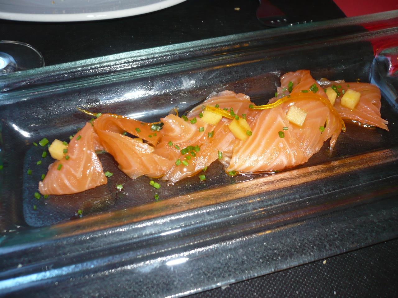 Restaurante Ciro Salmón