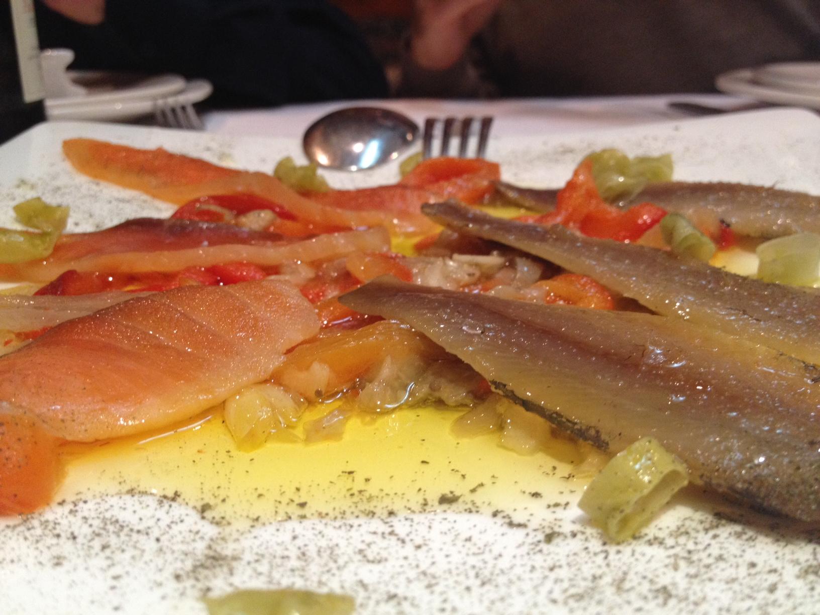 Restaurante Pirineos Marinados caseros