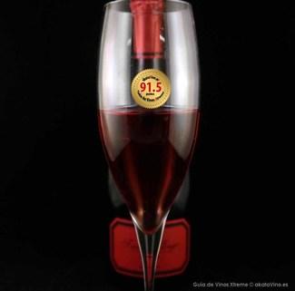Tantum Ergo Pinot Noir Brut Nature 2011 – 91.5 puntos Guía de Vinos Xtreme