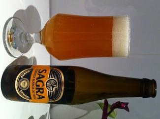 Sagra Cerveza Blanca de Trigo
