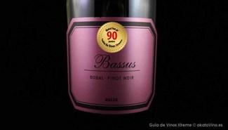 Bassus Dulce Bobal Pinot Noir 2010 - 90 puntos Guía de Vinos Xtreme