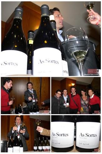 Rafael Palacios con akataVino wineXtreme