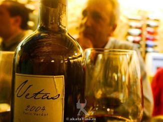 Bodegas Vetas. Vetas Petit Verdot 2006. Sierras de Málaga