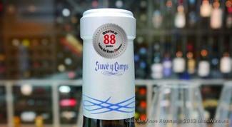 Bodegas Juvé & Camps. Vino Juvé & Camps Casa Vella d'Espiells 2007 88 puntos