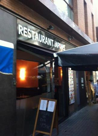 Restaurante Europa Mundo II en Barcelona