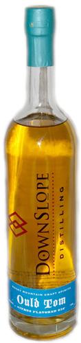 Downslope Distilling Ould Tom Citrus Flavored Gin