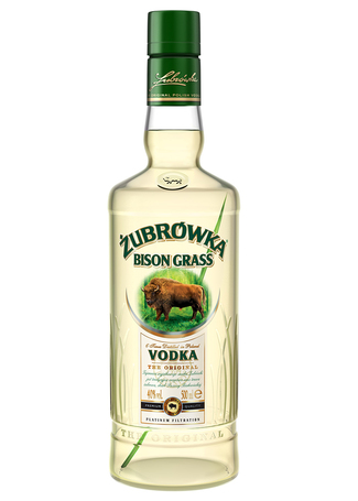 Zubrowka Bison Grass