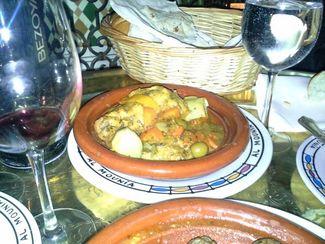 Restaurante Al-Mounia en Madrid