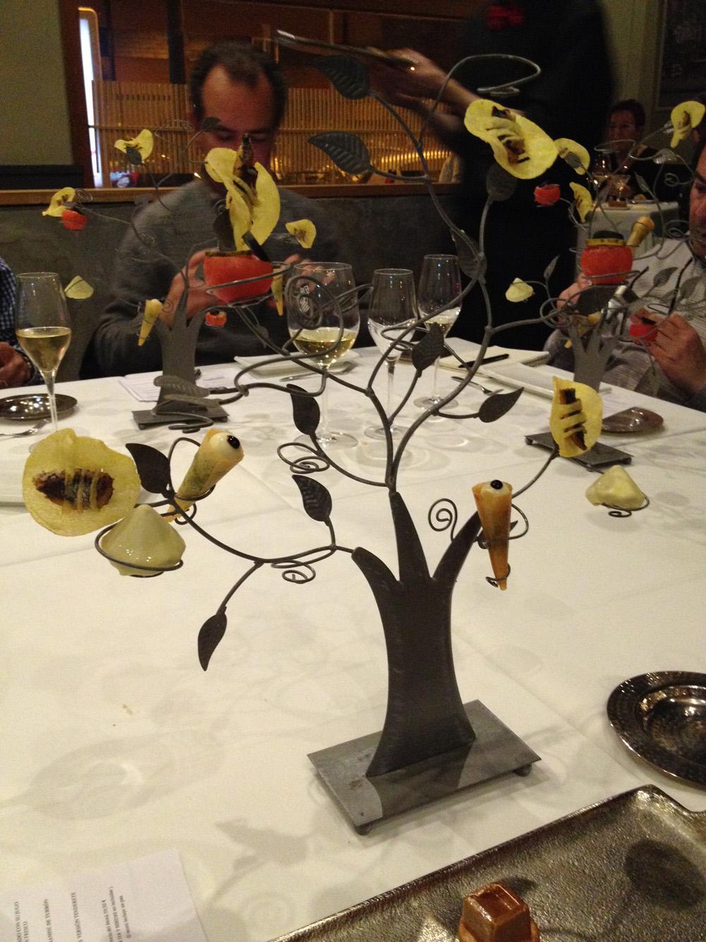 Restaurante en Valencia El árbol de la vida