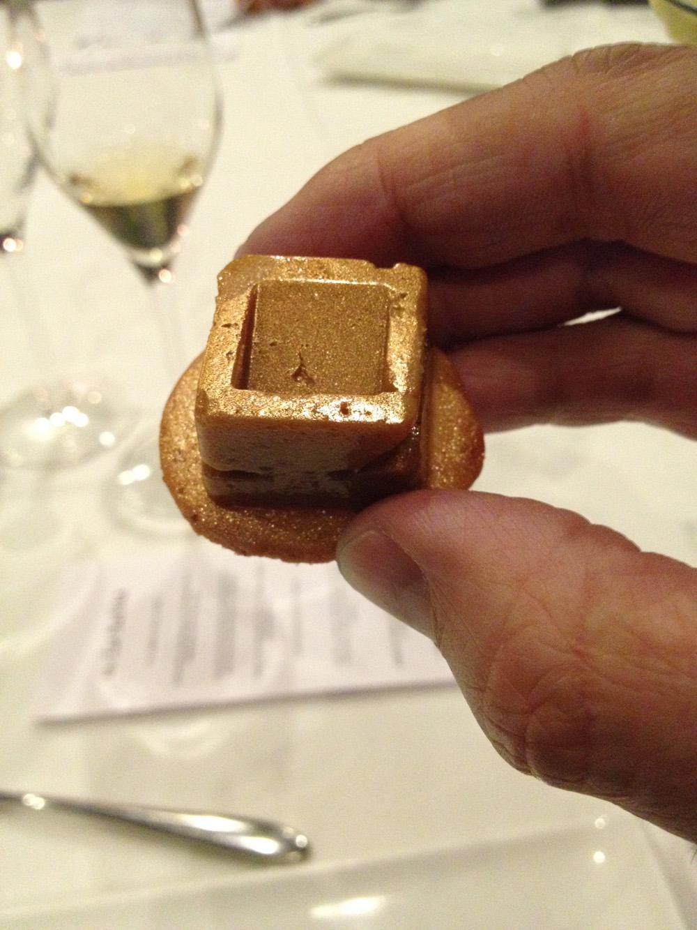 La Salita Lingote de foie