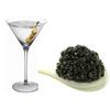 Dry martini con caviar thumb