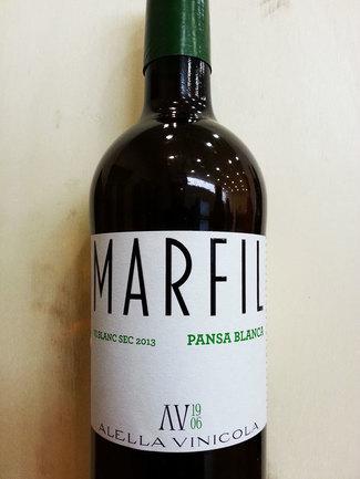 Marfil Vi Blanc Sec 2013