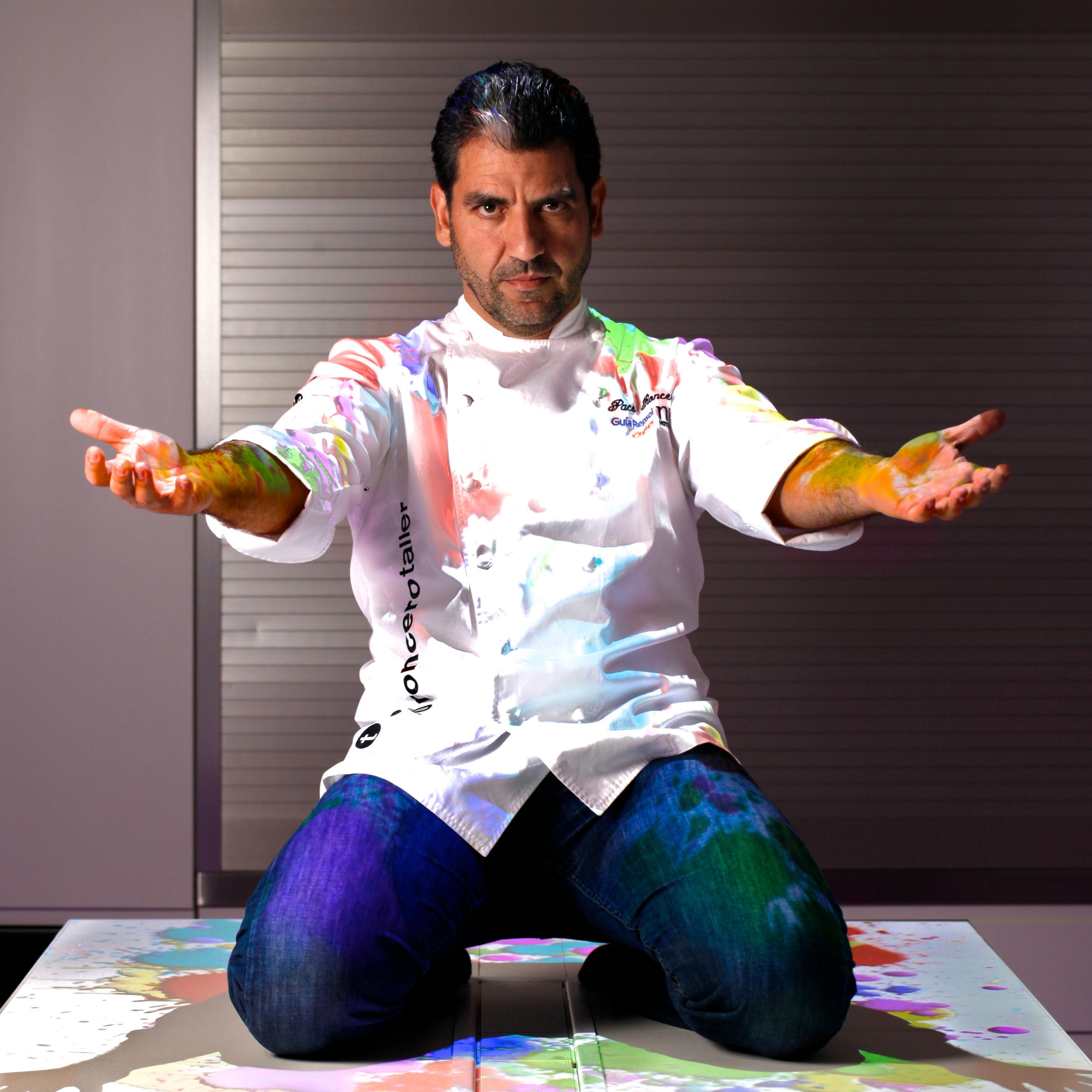 Entrevista a paco roncero dos estrellas michelin - Escuela de cocina paco amor ...
