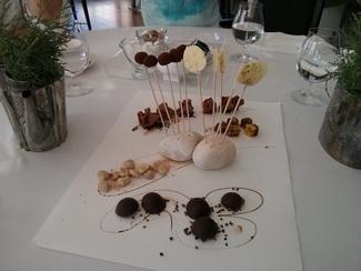 Los chocolates
