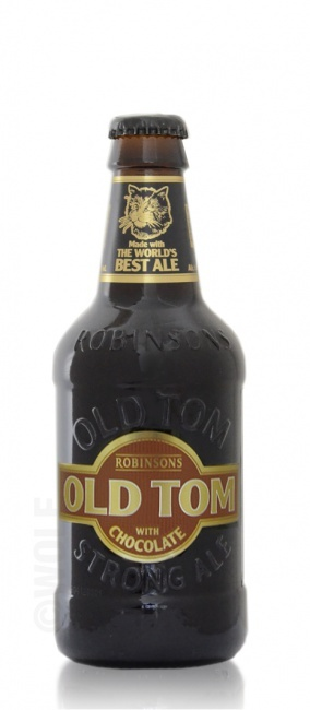 Old Tom with Chocolate