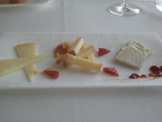 Surtido de quesos catalanes