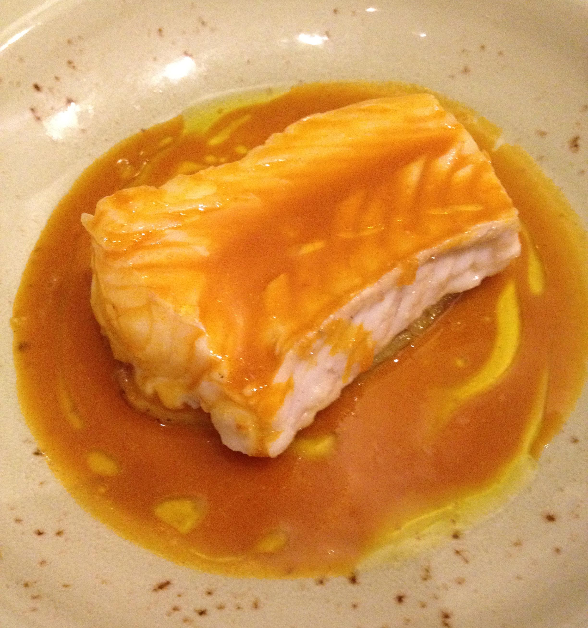 Restaurante en Valencia Allipebre de merluza