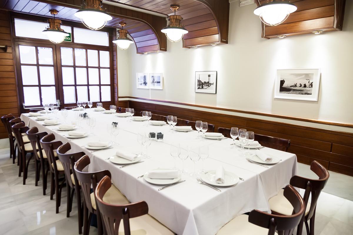 Carballeira Barcelona Interior Restaurante Carballeira 2