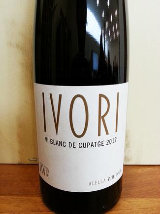 Ivori Vi Blanc de Cupatge 2012
