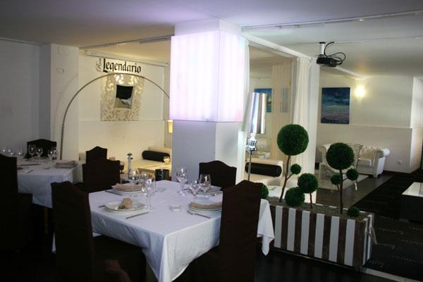 Restaurante La cuina de Pilar Comedor privado la cuina de pilar