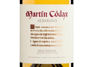 Vino Martín Códax Albariño