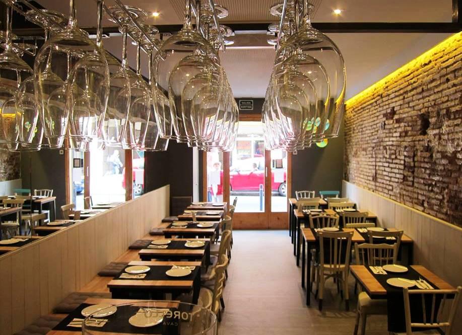Restaurante Mitjagalta