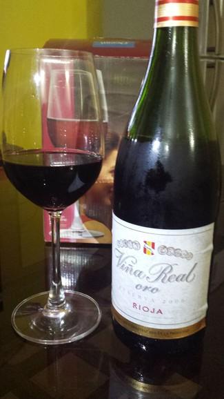 Cune Viña Real Oro Reserva 2006