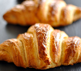 Croissants bolleria artesana col