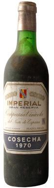 Imperial Gran Reserva 1970