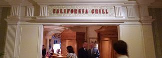 Restaurante California Grill en Chessy