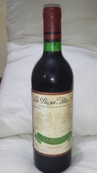 La botella...buen nivel