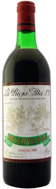 Rioja Alta 904 Gran Reserva 1968