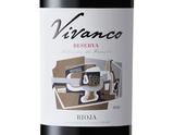 Etiqueta vivanco reserva 2008 col