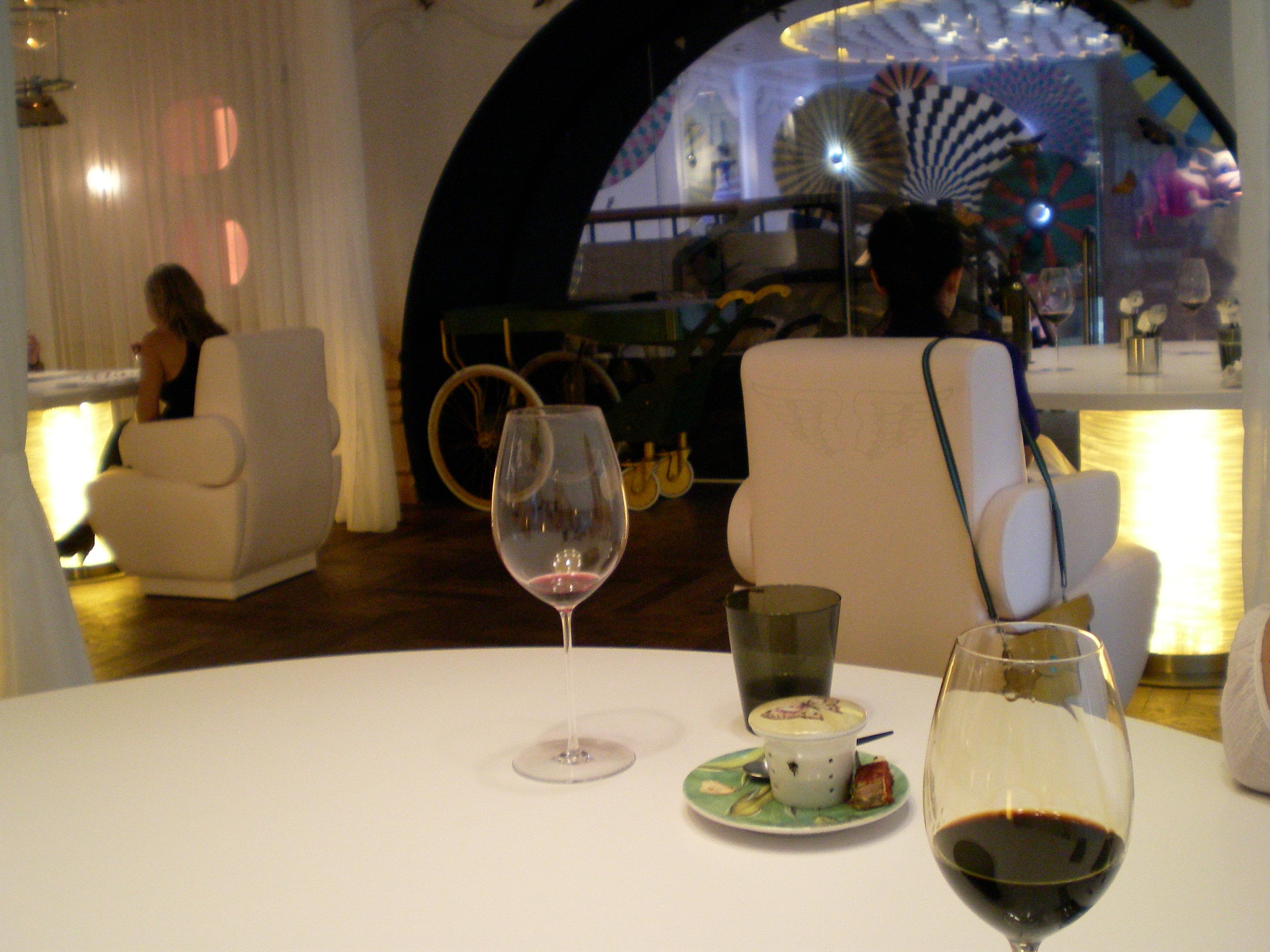 Restaurante en Madrid