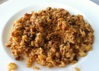 Arroz Seco Marinero