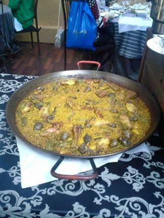 Restaurante Que si quieres arroz Catalina en Madrid