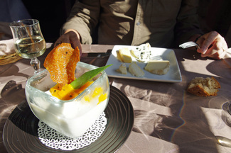 Restaurante Auberge Saint Jacques en Conques